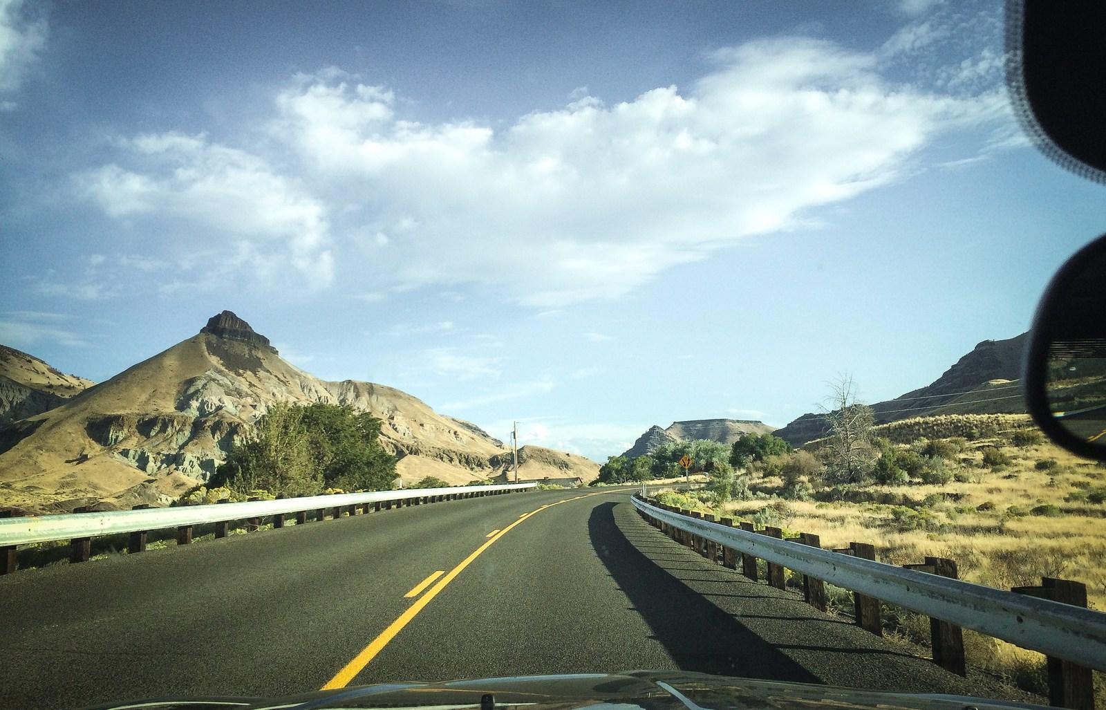 John Day Highway