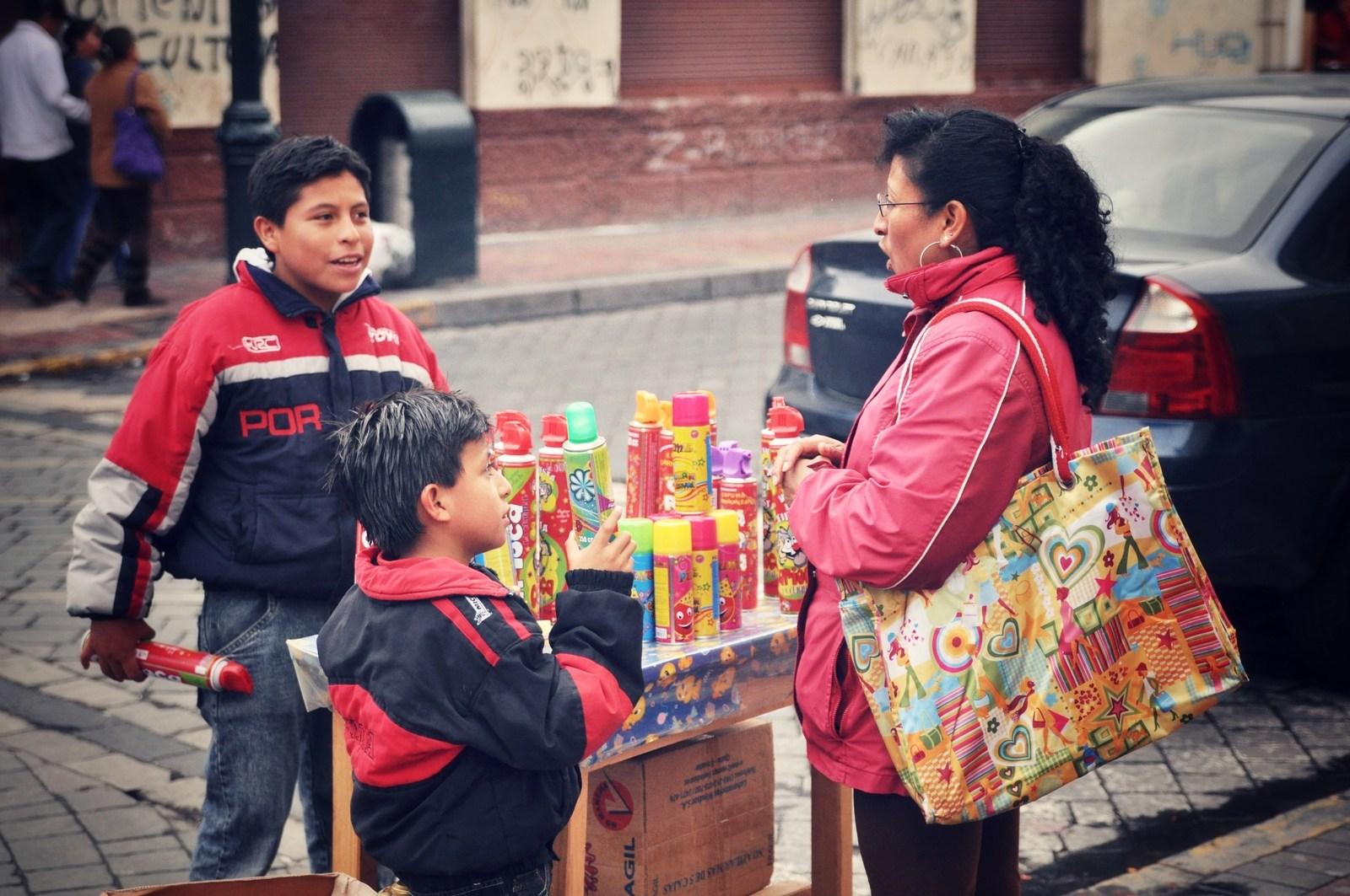 Carioca à vendre à Riobamba, Equateur Riobamba