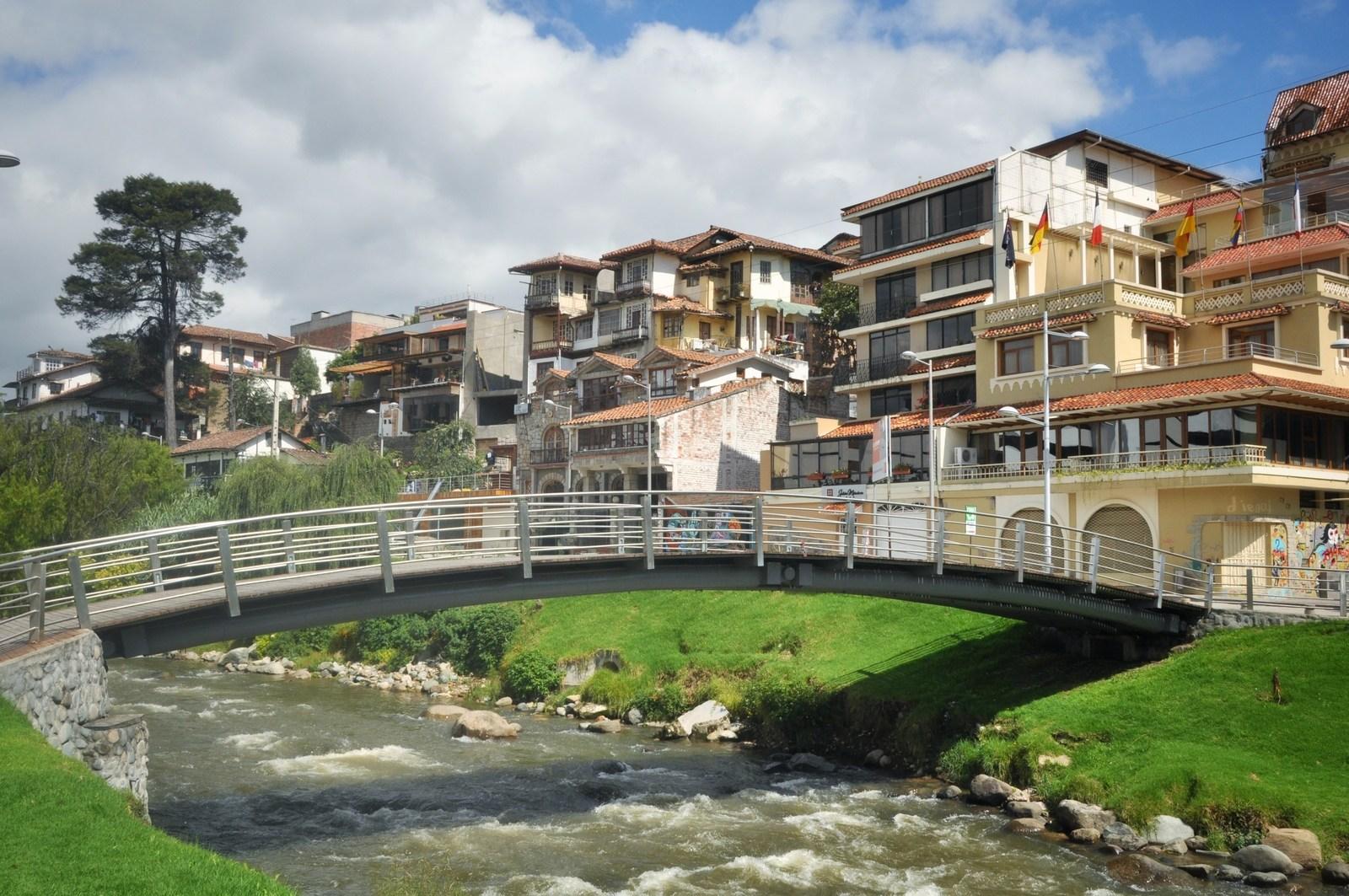 Pont et vieilles maisons de Cuenca Cuenca