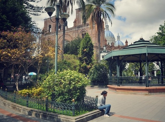 Plaza San Francisco, Cuenca