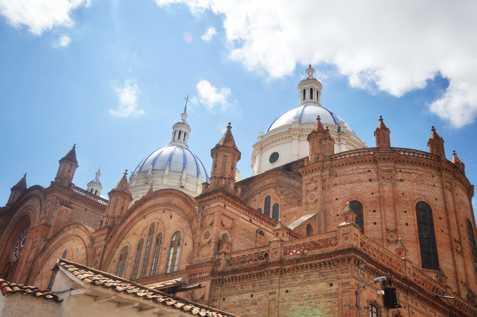 Basilique, Cuenca Cuenca