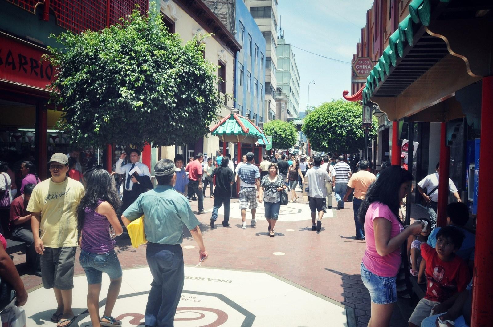 Chinatown de Lima Lima