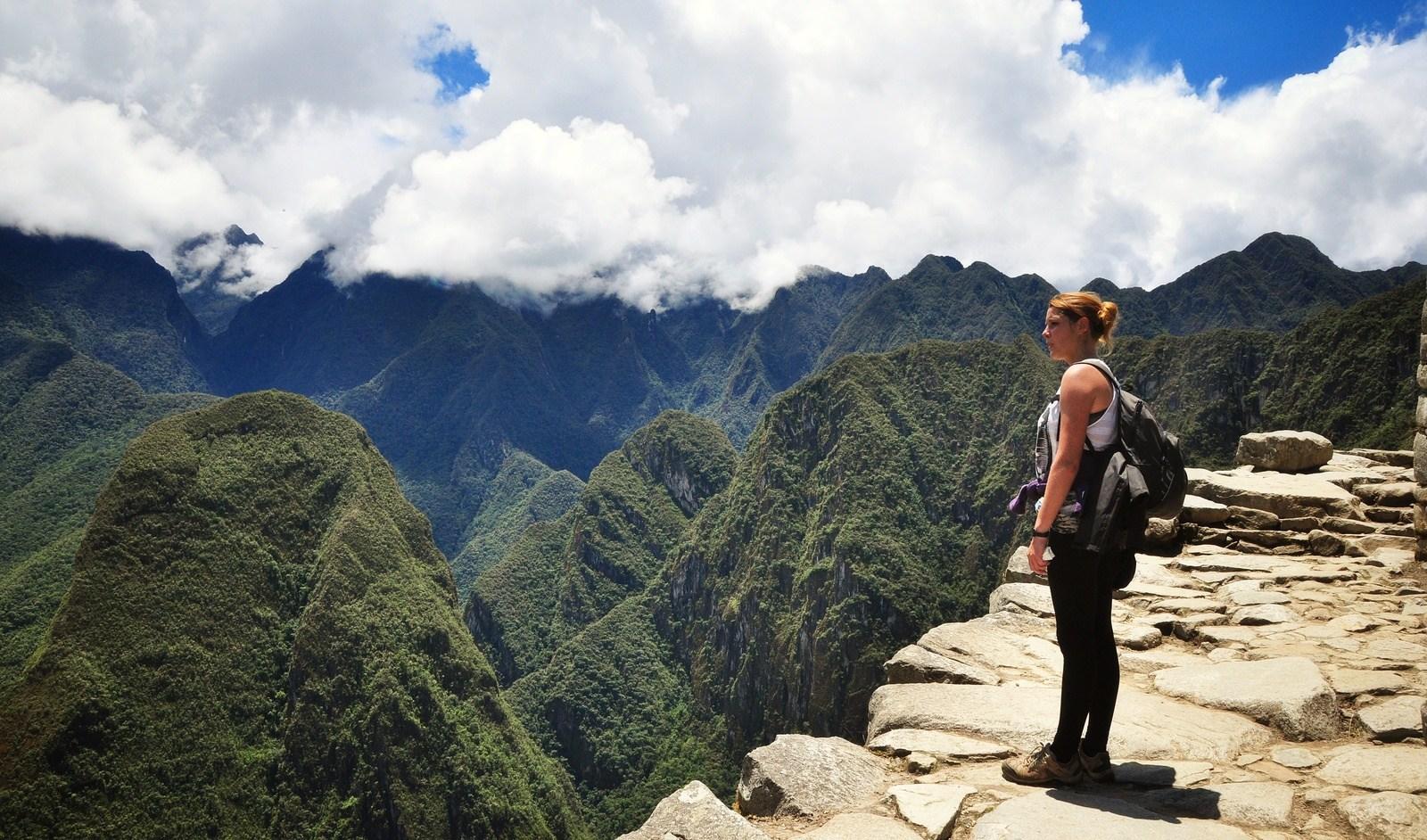 Ciel et montagnes, Machu Picchu Machu Picchu