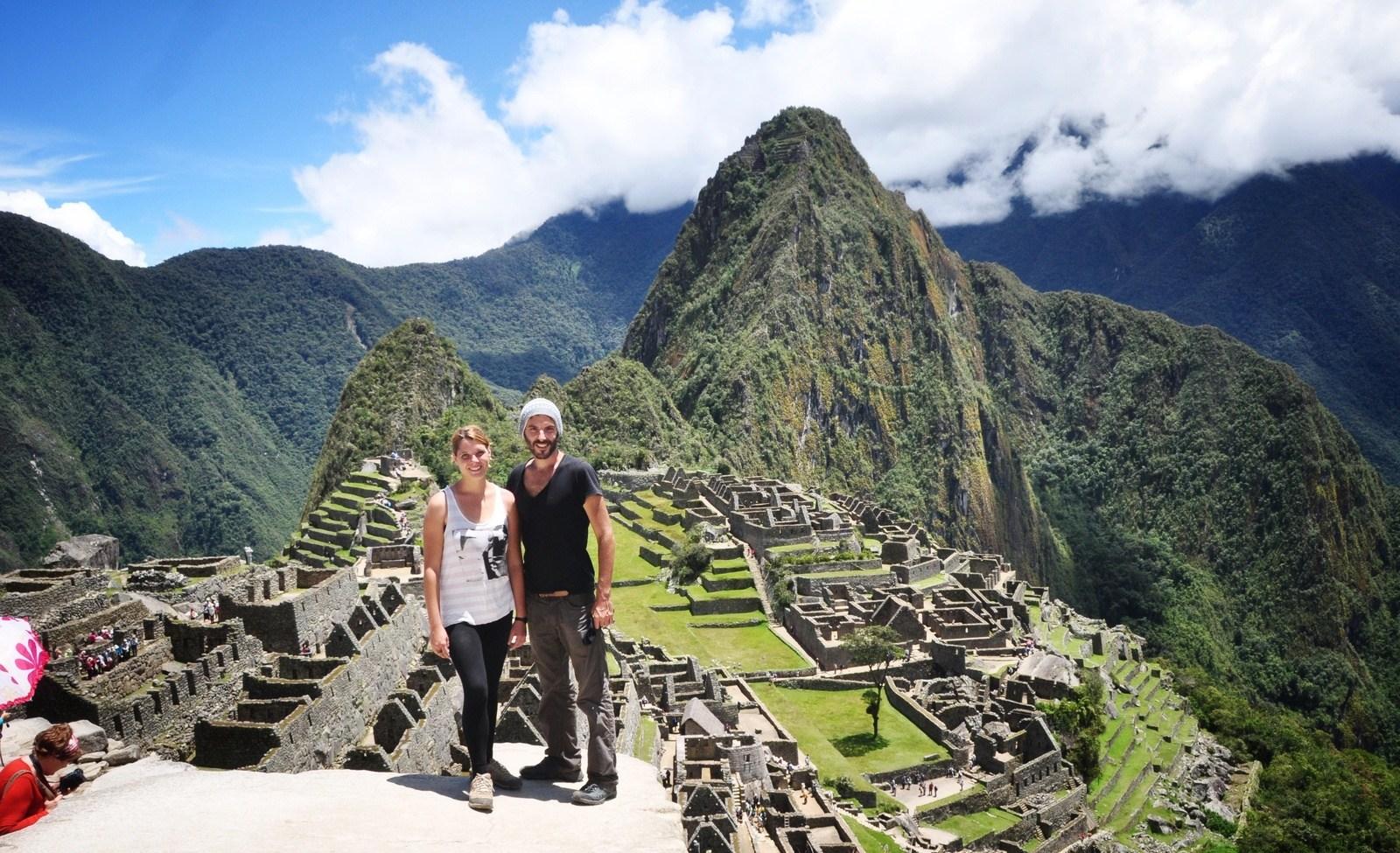 Manue & Seb Machu Picchu