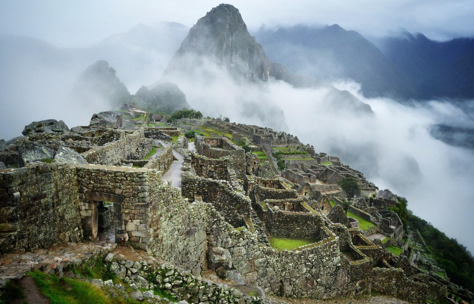 Ruines du Machu Picchu Machu Picchu