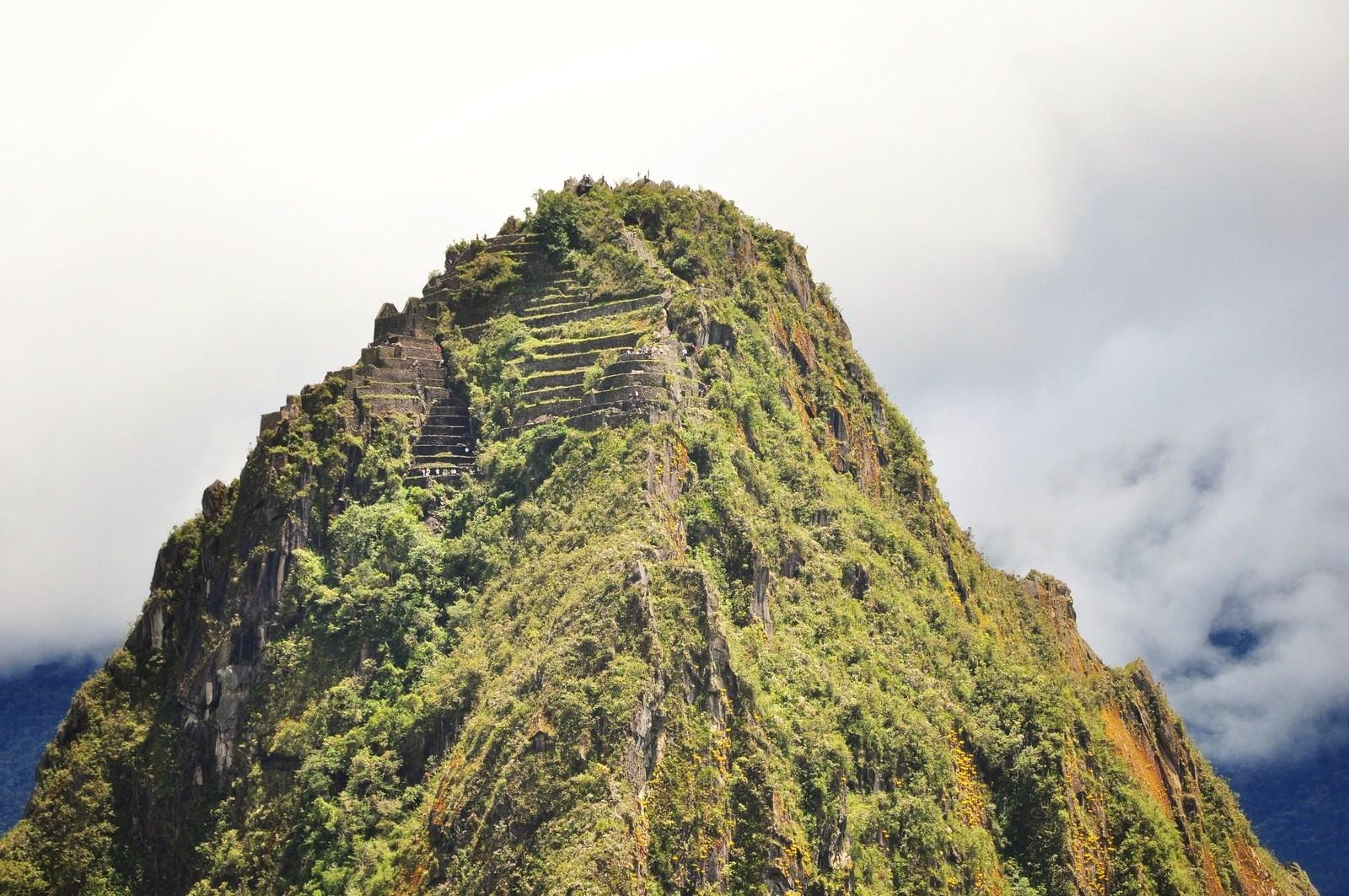 Wayna Picchu Machu Picchu