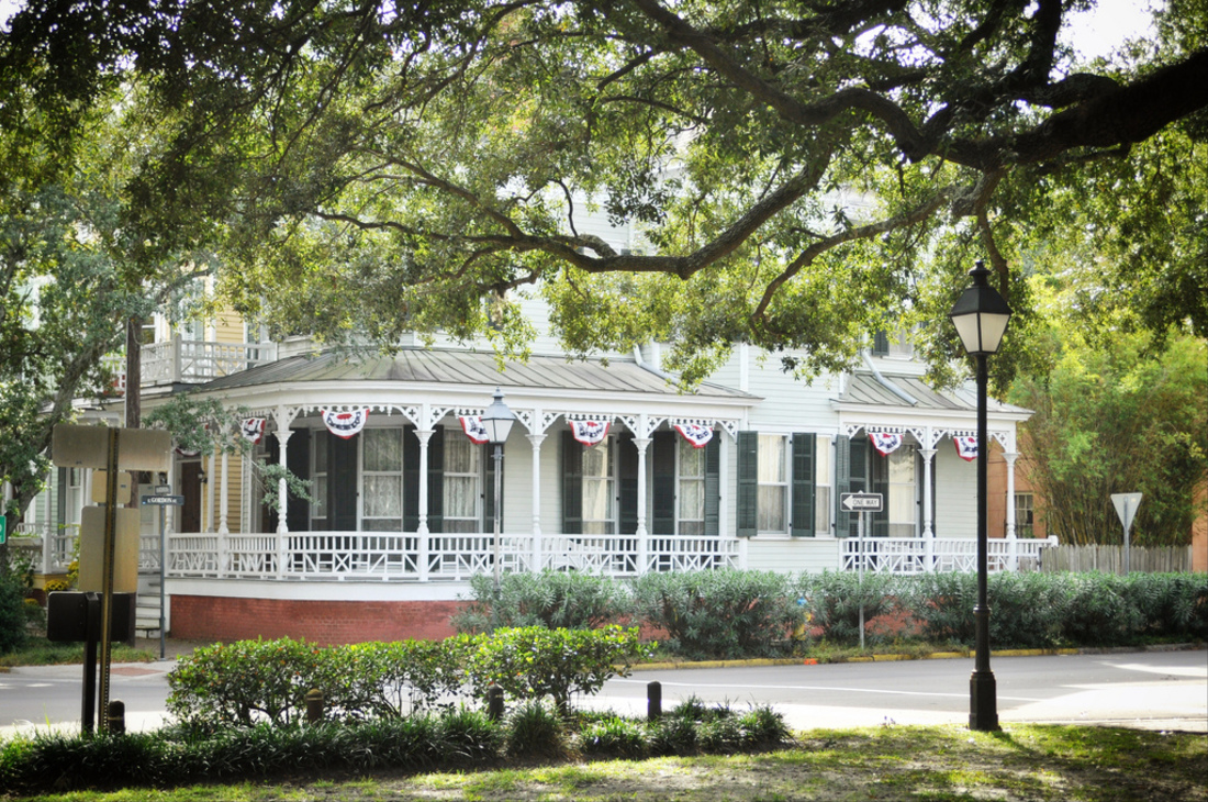 Belle maison à Savannah