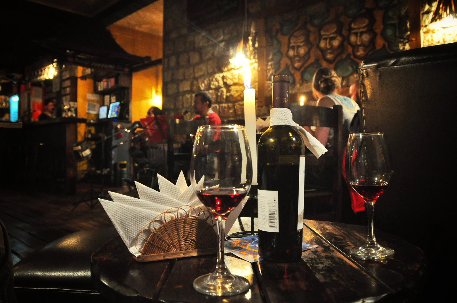 Restaurant Sol y Luna, la Paz La Paz