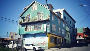 Maison de castro sur chiloe