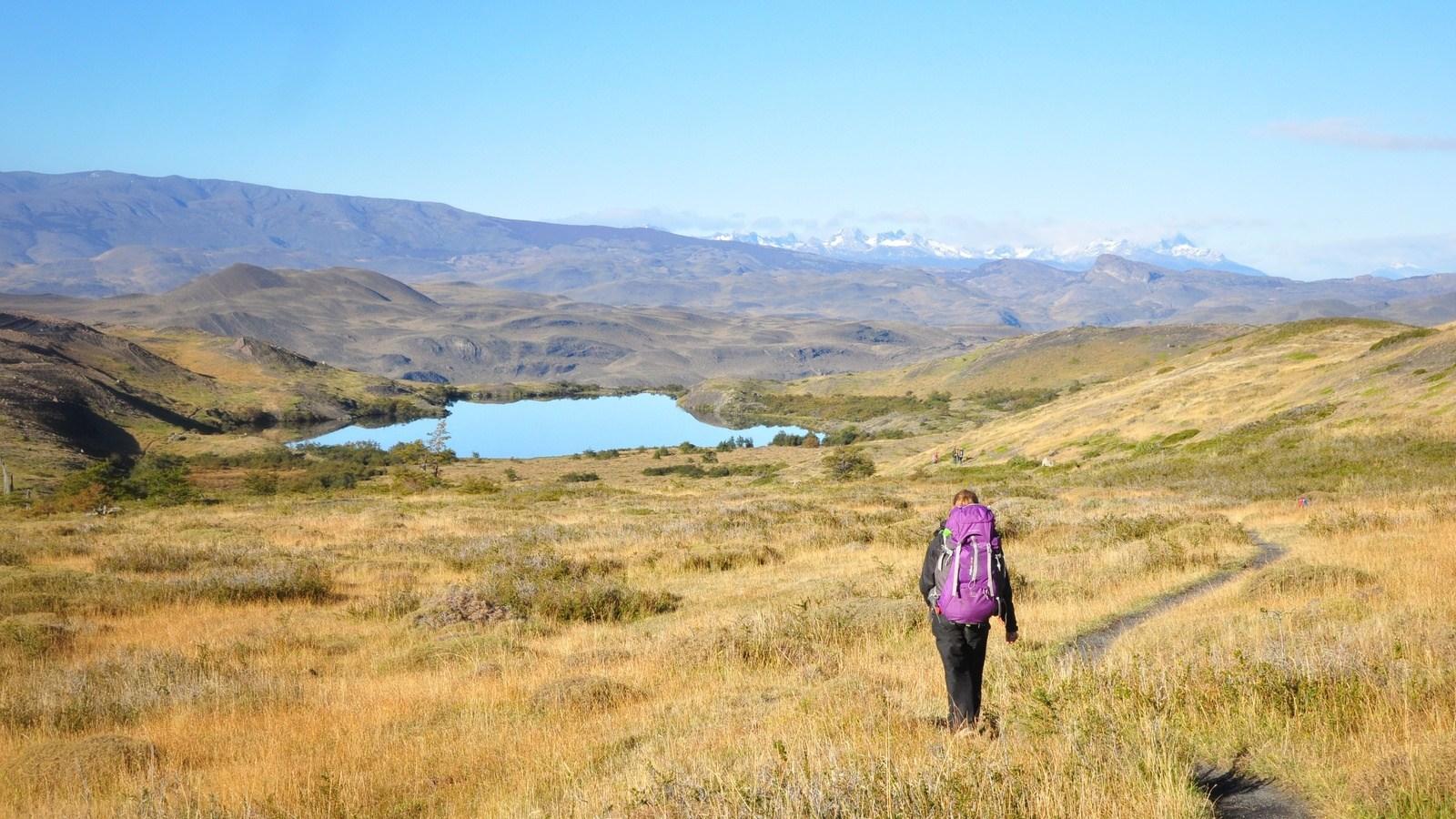 Jour de marche, Torres del Paine Torres del Paine