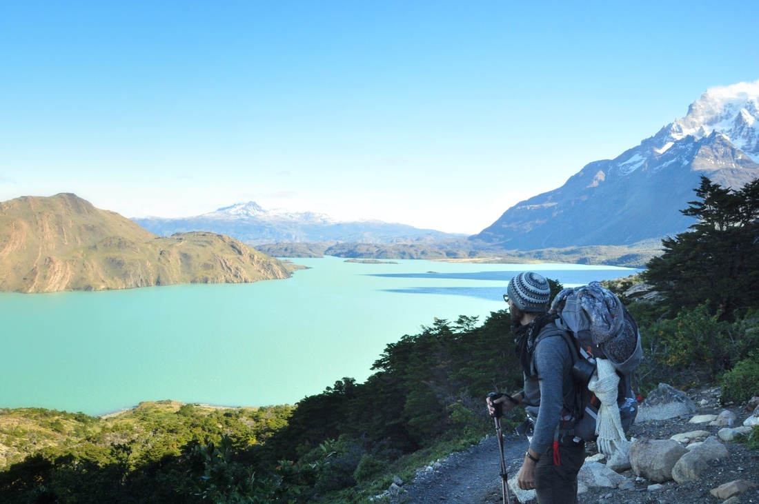 Lac nordenskjold Torres del Paine