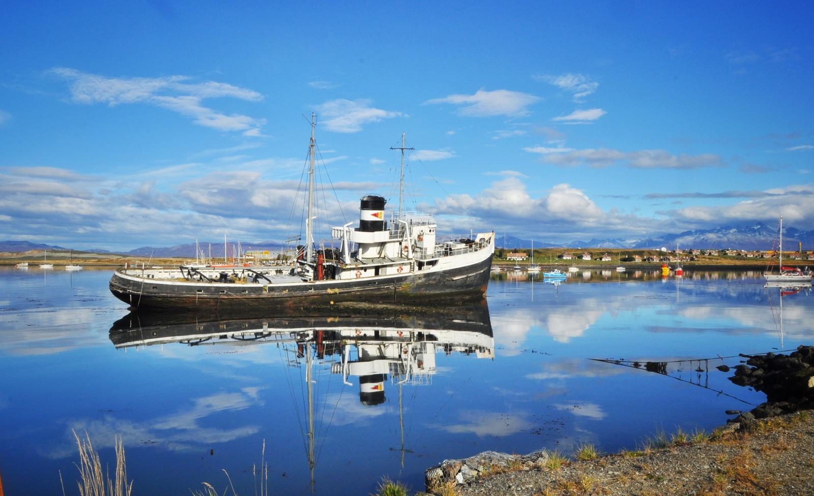 bateau ushuaia