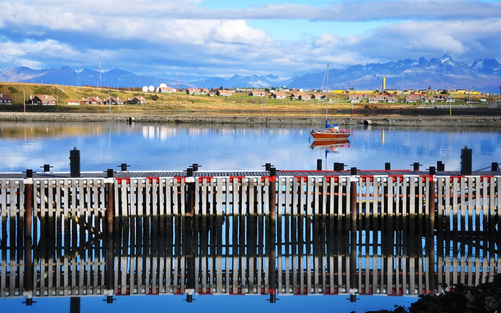Reflections Ushuaia
