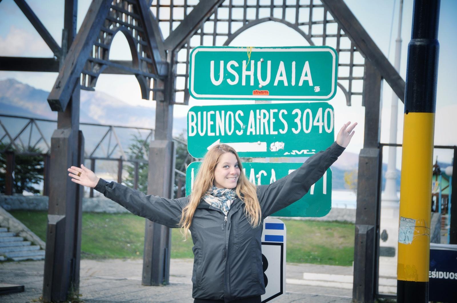 Ushuaia, ville la plus au sud du monde Ushuaia