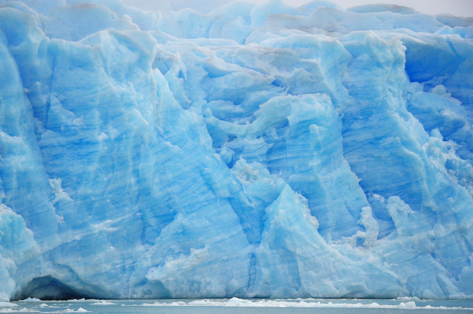 Stries bleues, Perito Moreno Perito Moreno