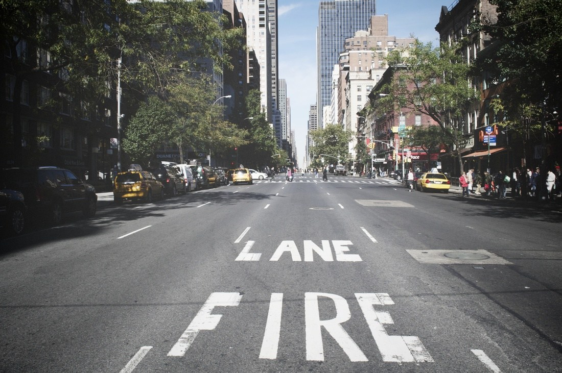 New York Fire Lane