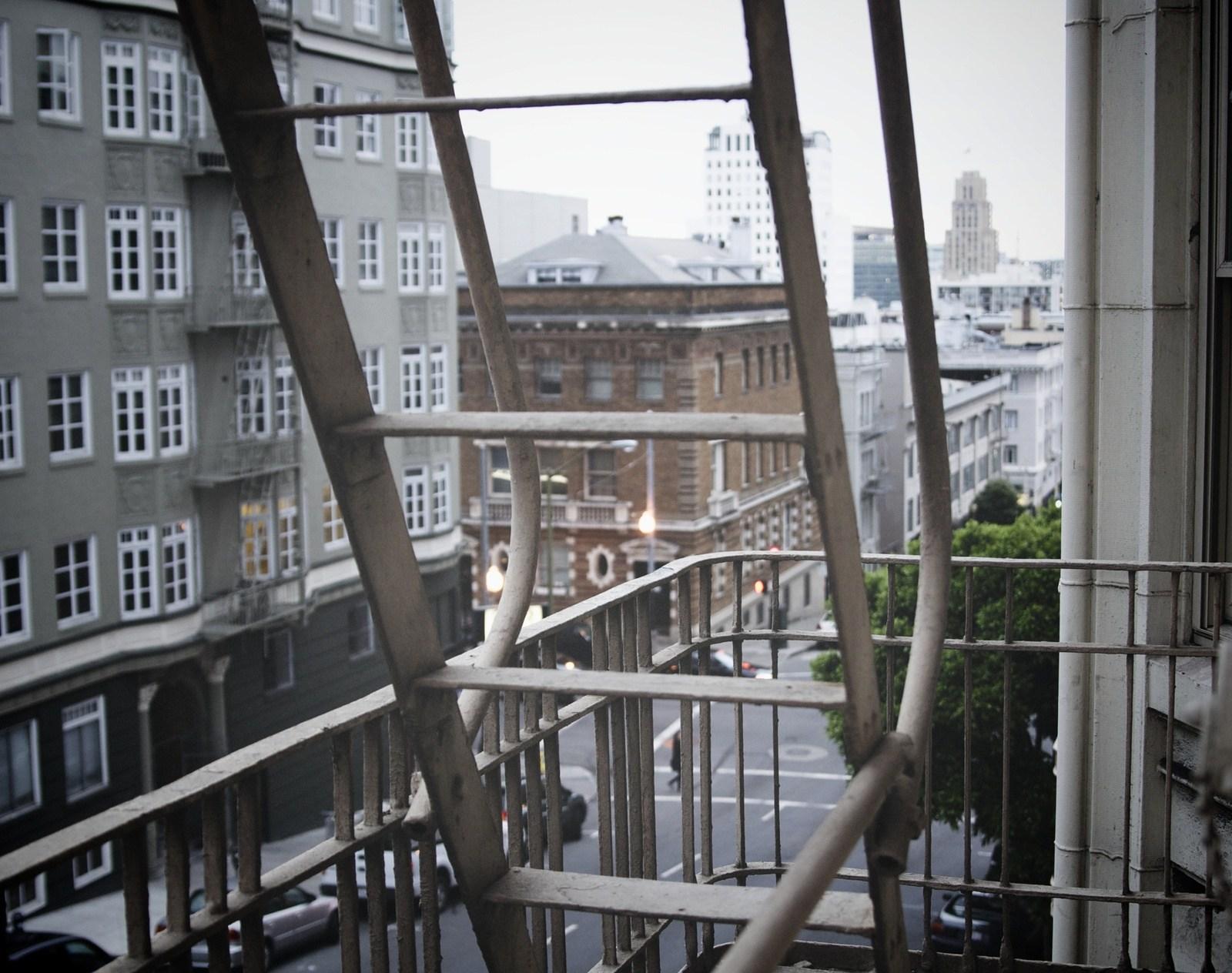 Vue de notre chambre san francisco paris en france for Chambre de commerce francaise aux usa