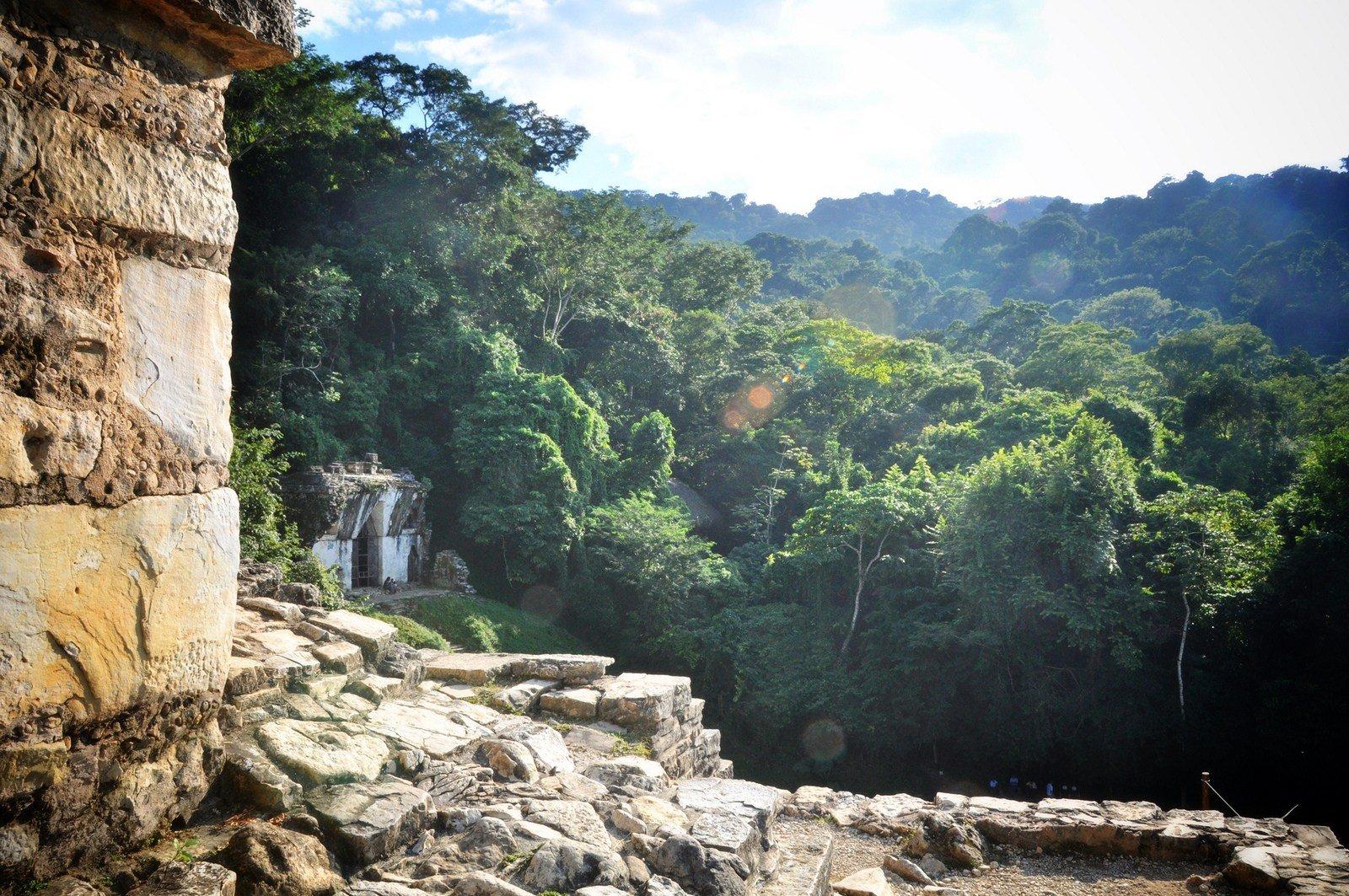 Palenque, Mexique Palenque