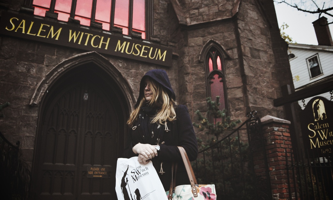 Manue, Salem Witch Museum
