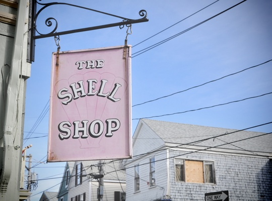 The Shell Shop, Provincetown