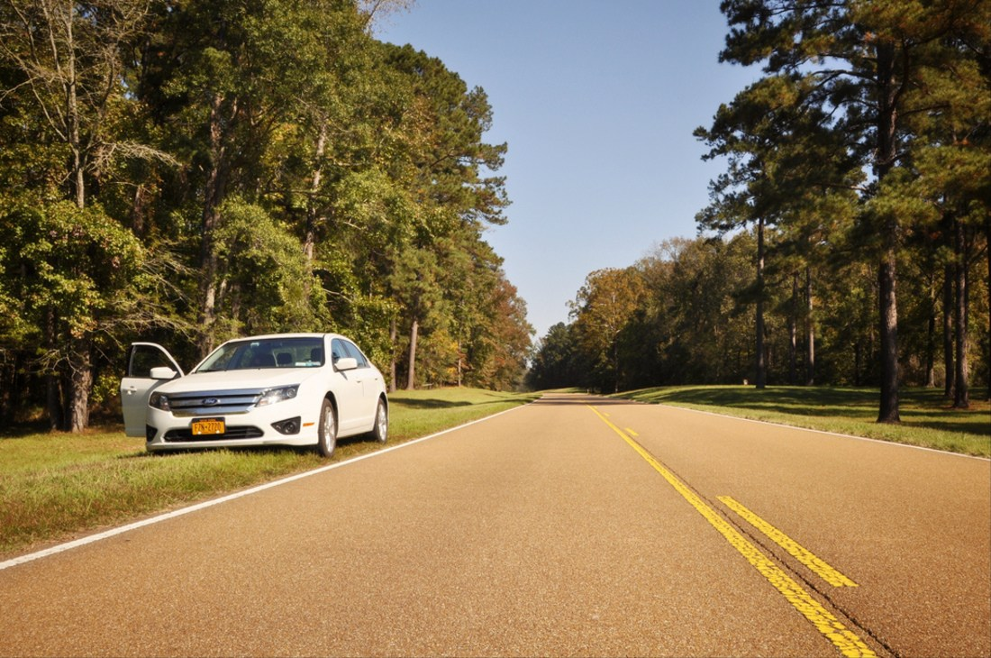 On the Natchez trace
