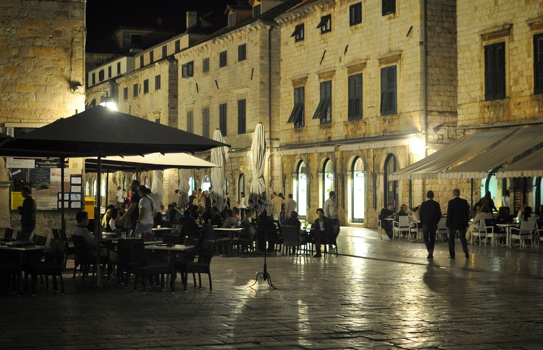 Restaurants Dubrovnik