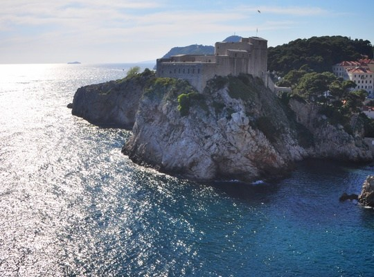 Fortifications de Dubrovnik