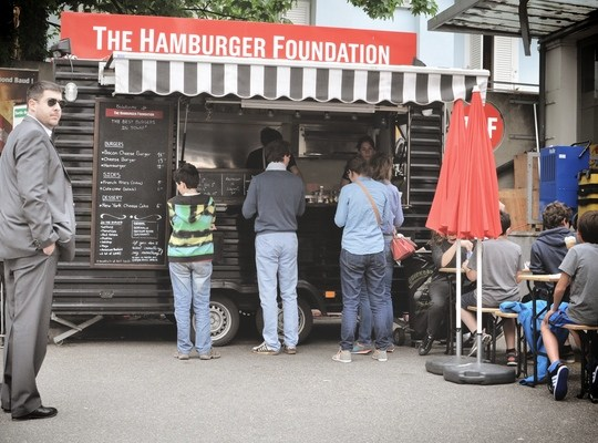 The Hamburger Foundation à Genève