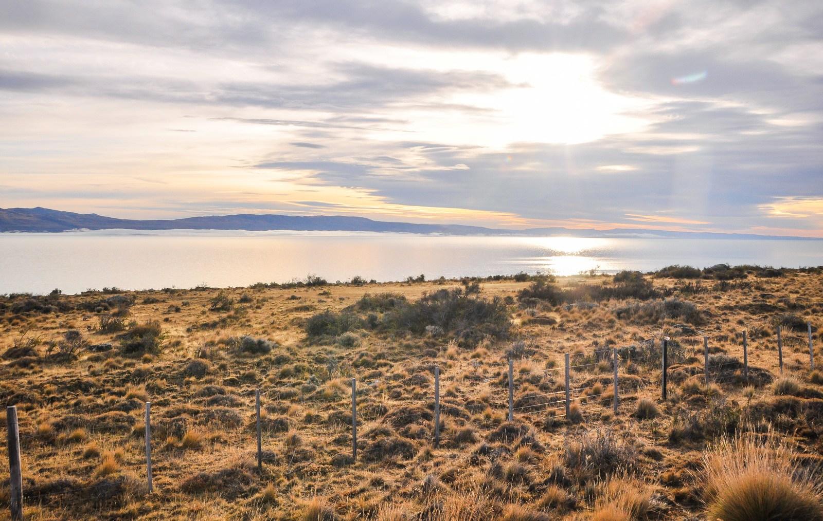 Patagonie, vers Perito Moreno El Calafate