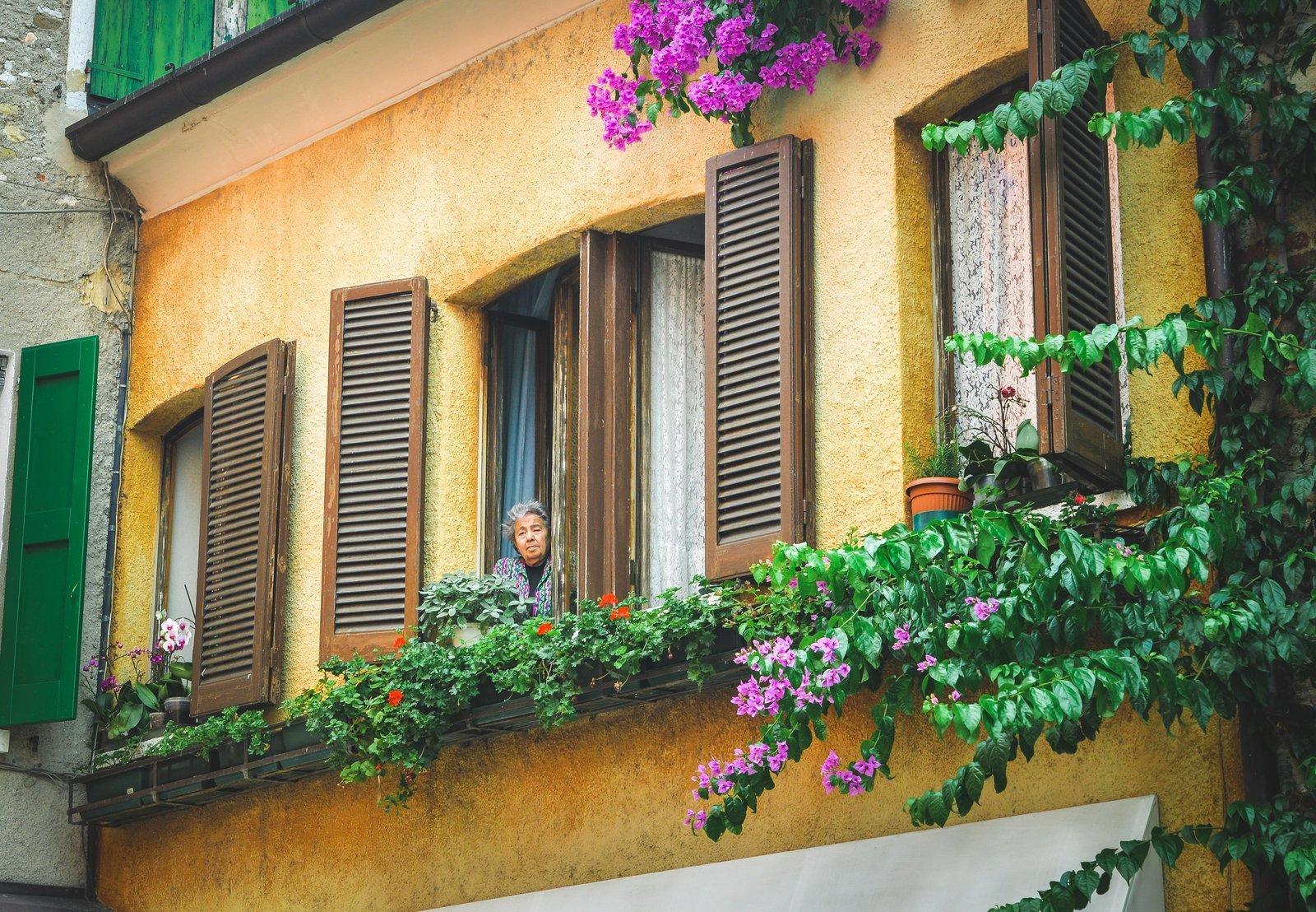 Habitante de Sirmione Sirmione Brescia