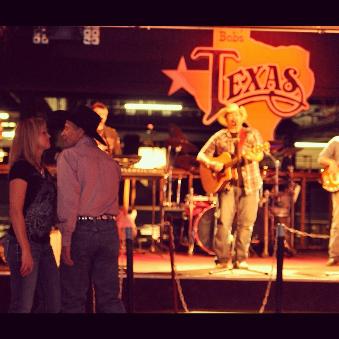 Danser la country au Billy Bob