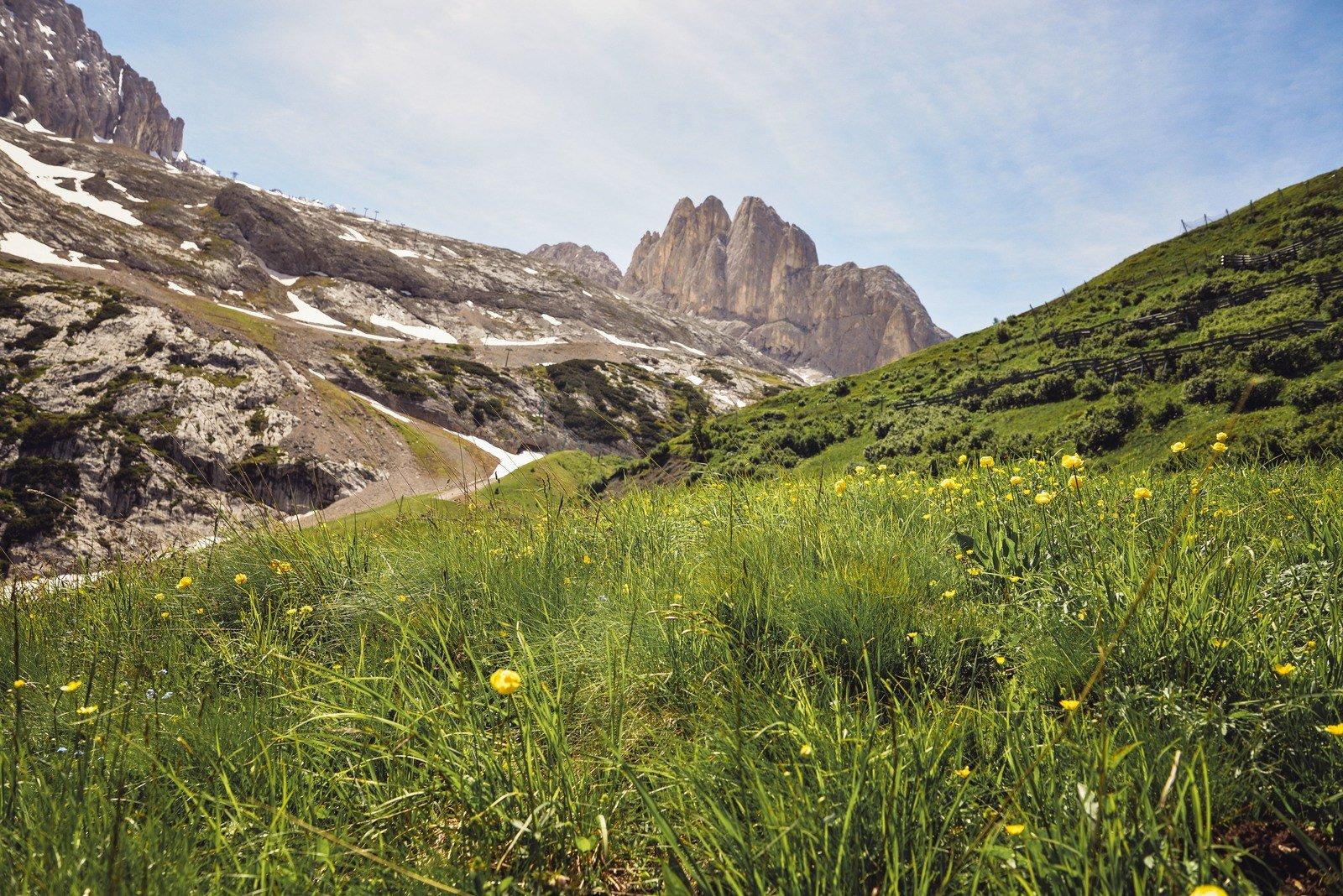 Marmolada Dolomites