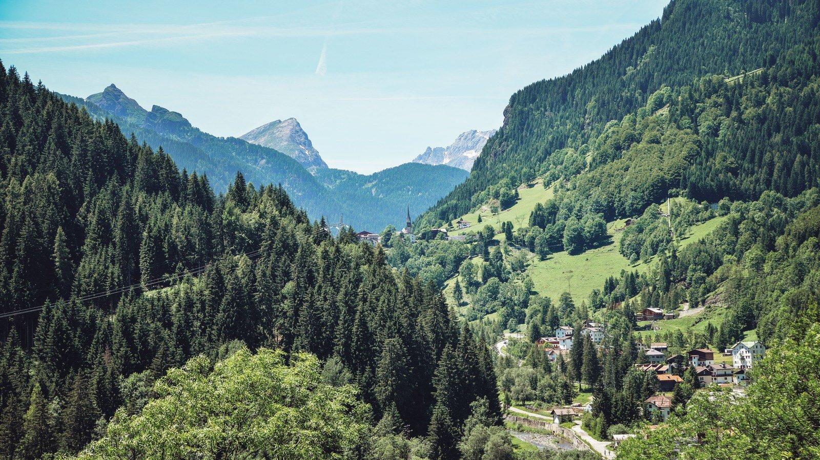 Caprile Dolomites