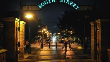 South street a philadelphie