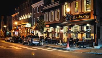 South street de philadelphie