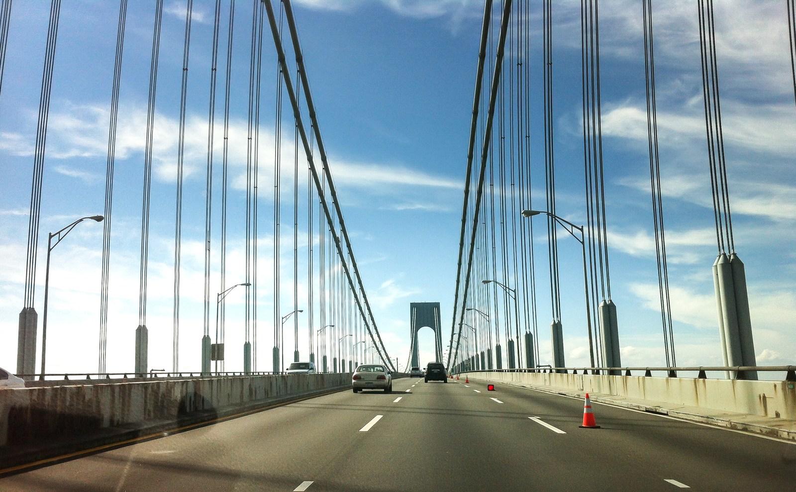 Route entre New York et Philadelphie Philadelphie
