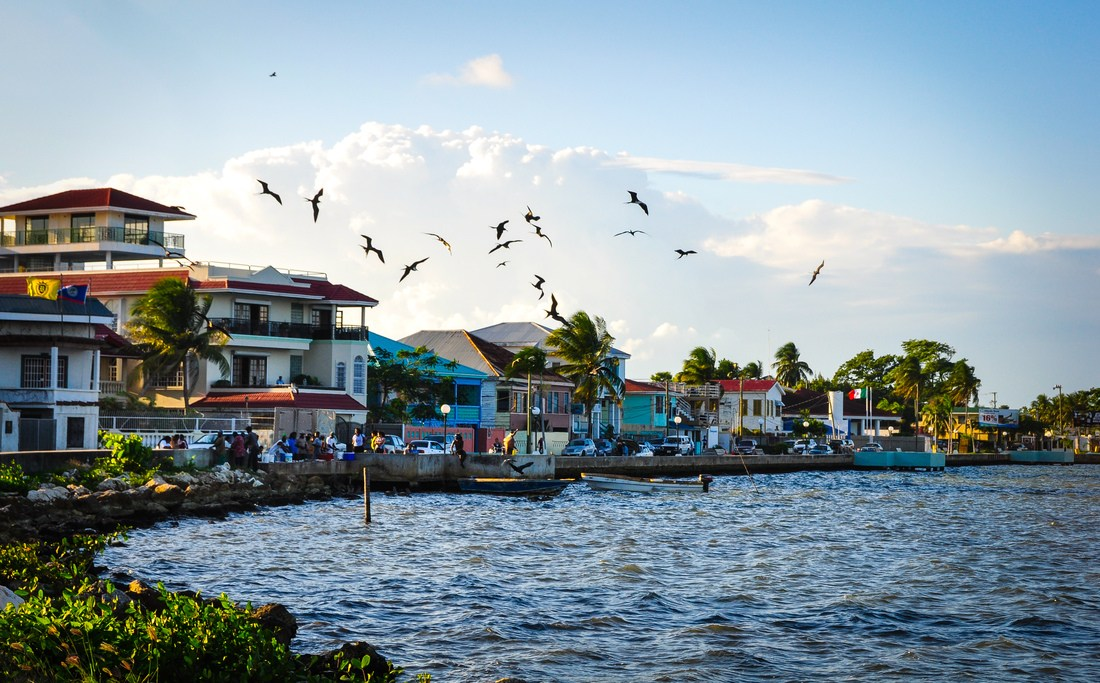Côte de Belize City