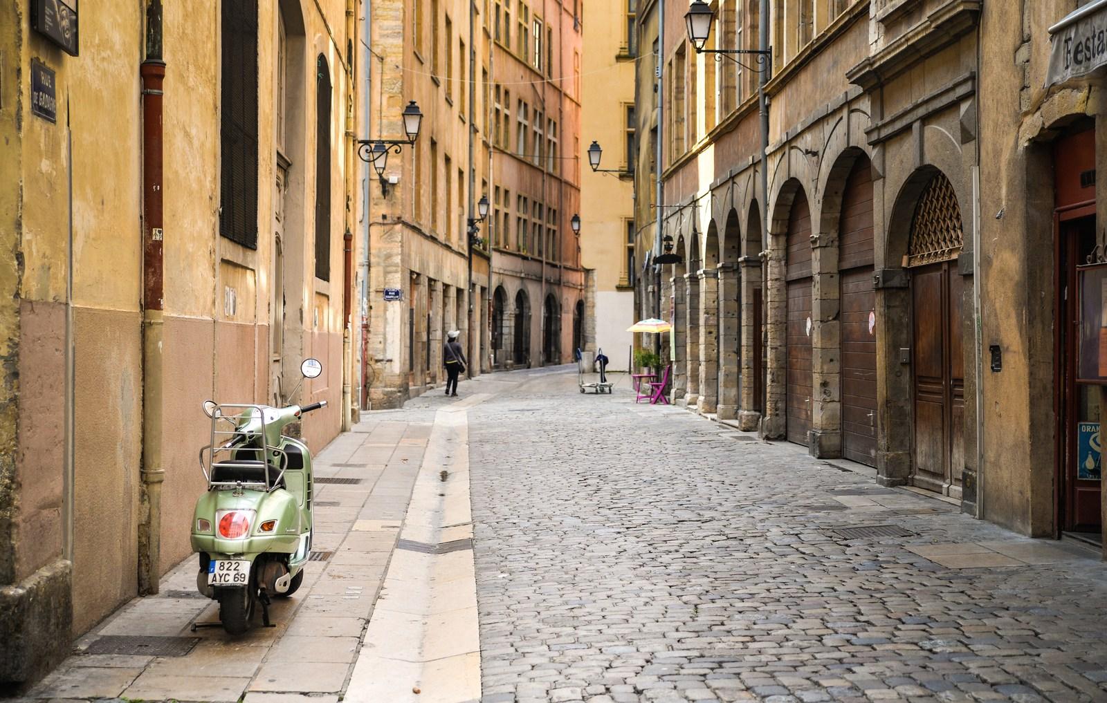 Rue du Vieux Lyon Lyon
