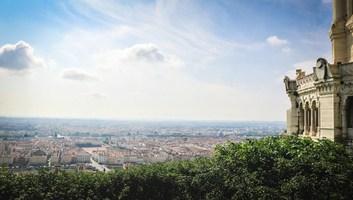 Vue panoramique sur lyon
