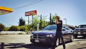 Arret au motel