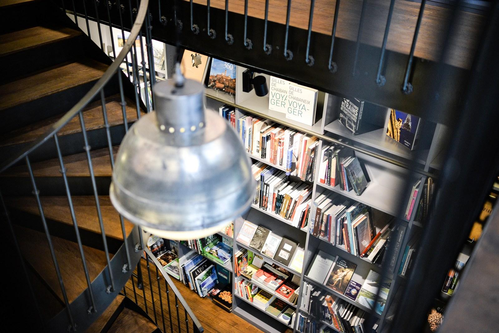 rez de chauss e la librairie voyageurs du monde en france. Black Bedroom Furniture Sets. Home Design Ideas
