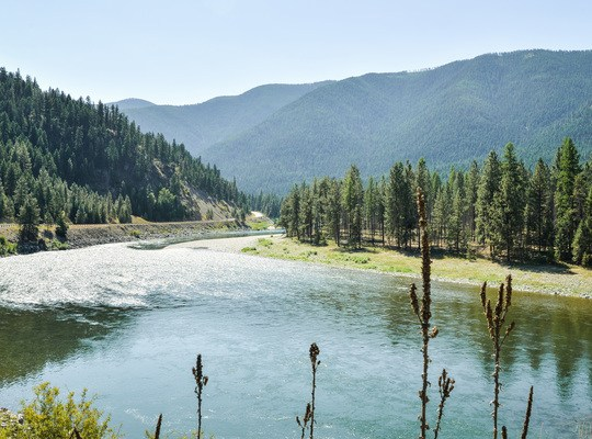 Clark Folk River (Idaho)