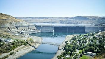 Le barrage de grand coulee