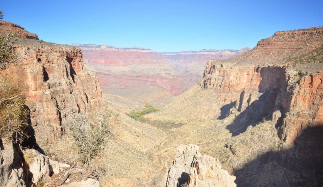 Paysage du Grand canyon