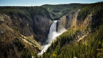 Vue sur upper falls