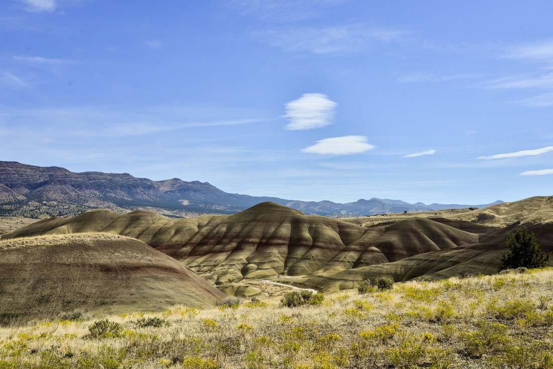 Les Painted Hills