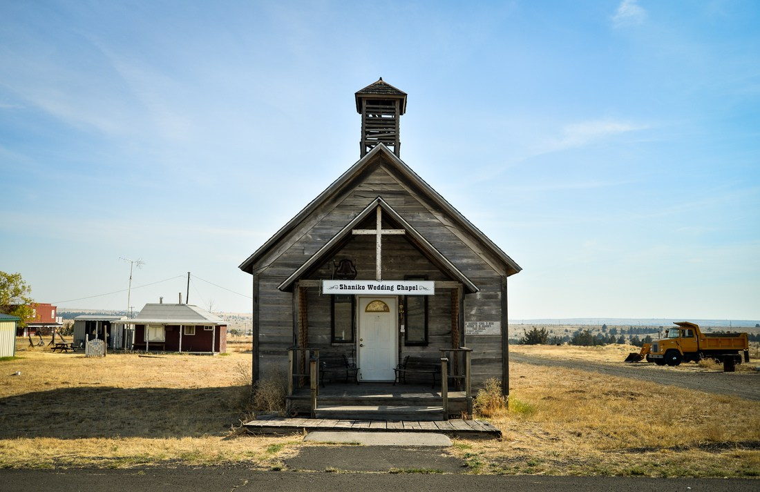 Shaniko Wedding Chapel