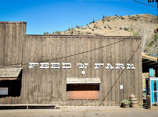 Feed'n Farm, Ghost Town USA