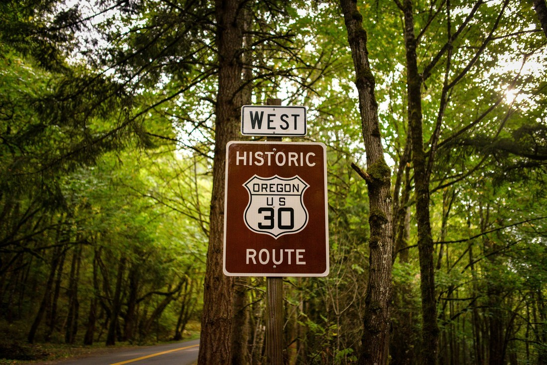 Route Historic 30
