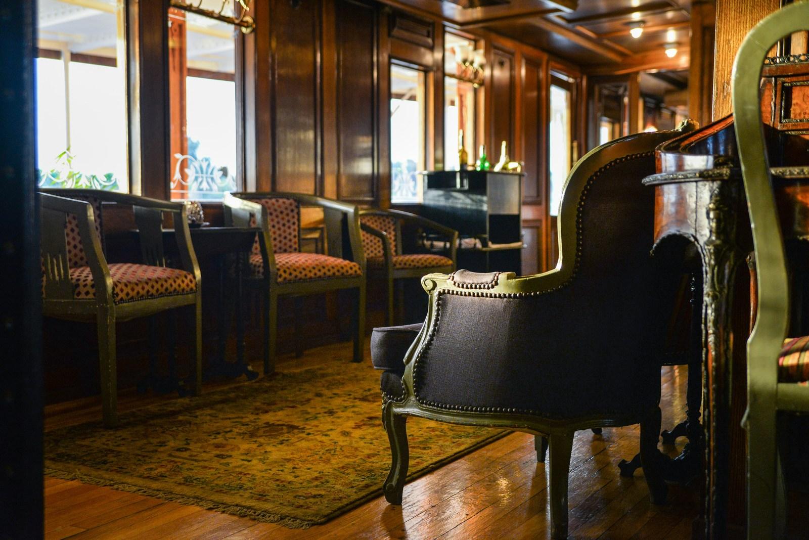 Le steam ship sudan bateau et croisi re sur le nil for Decoration du salon